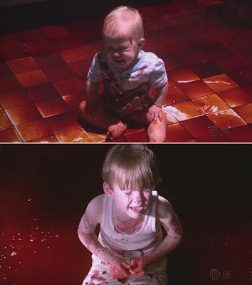 dexter season finale quarta temporada trinity bebês sangue