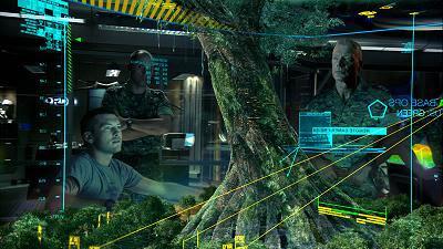 filme avatar árvore