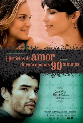 filme histórias de amor duram apenas 90 minutos poster cartaz