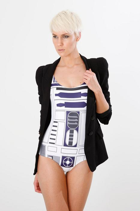 mais roupa de banho blackmilk star wars r2d2
