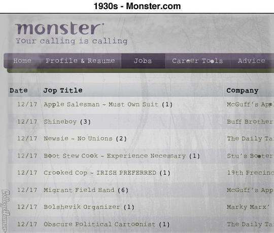 sites vintage monster