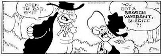 Snuffy Smith comic strip