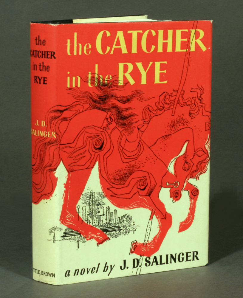 a character analysis of holden cuafield in jd salingers novel the catcher in the rye
