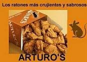 Los ratones ms crujientes y sabrosos