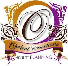 I AM A {GUEST} BLOGGER AT OPULENT EVENTS CREATION