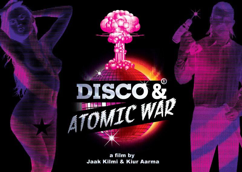 Image result for DISCO ¬ ATOMIC WAR