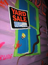 YARD sale..weekend