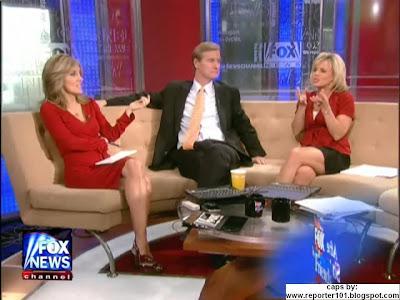 Fox News Alisyn Camerota Legs