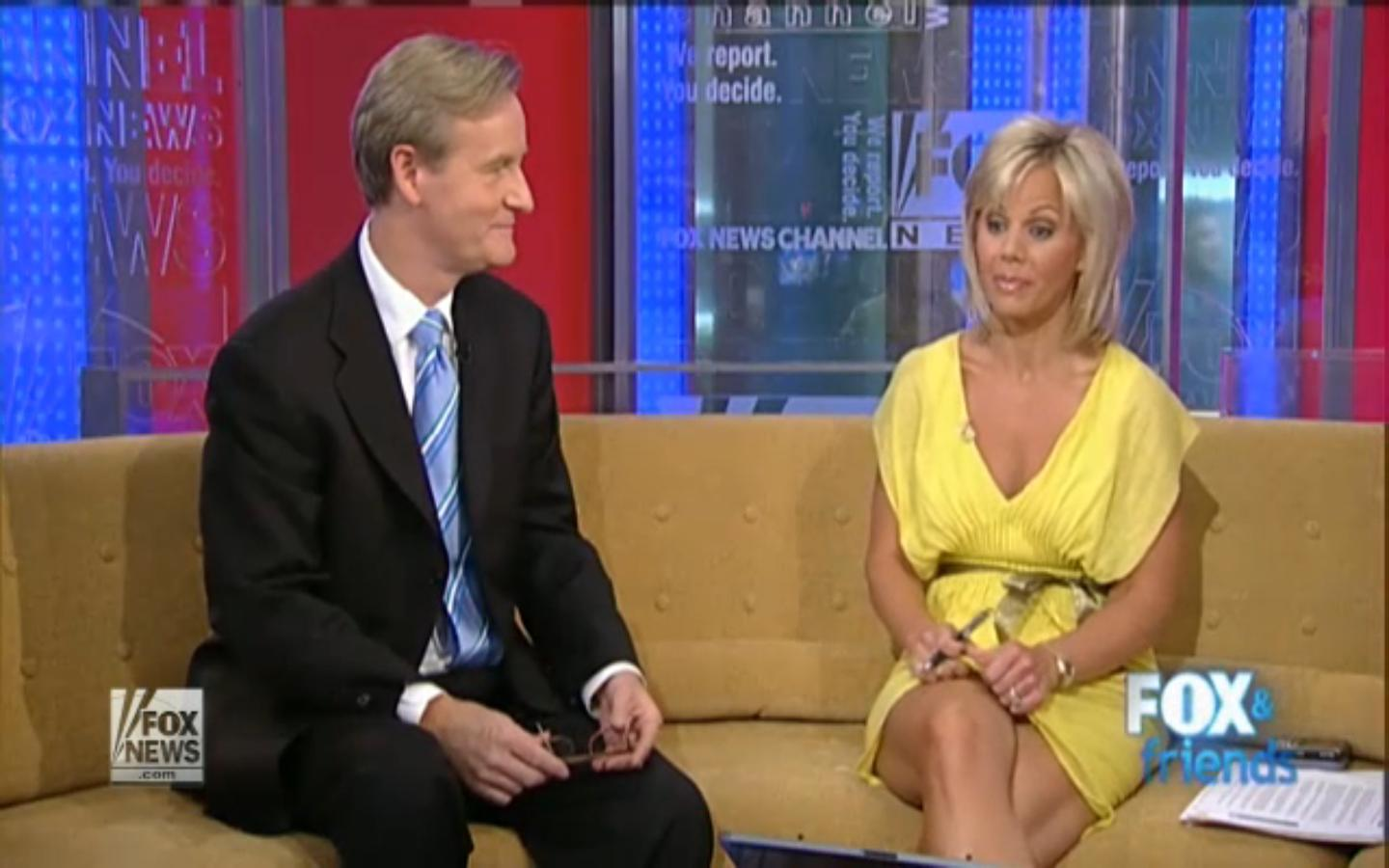 The famous foxnews gretchen carlson upskirt