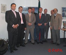 A FAPA e os Conselheiros no Vice-Consulado em Osnabrück
