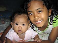Dua anak gadisku