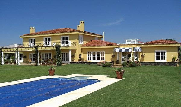 Rich African Houses KENYA MANSION | Luxury...