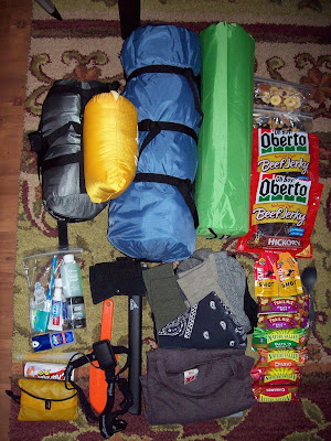 Diy Cheap Homemade Backpacking Gear - Essortment Articles: Free