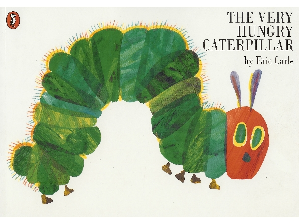 about a caterpillar who