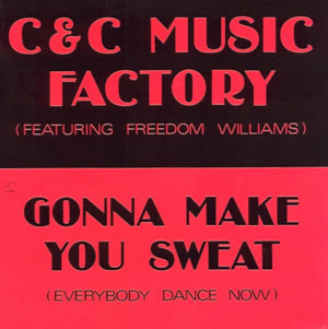 C+C Music Factory - Gonna Make You Sweat