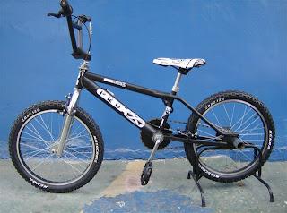 Pro X Bikes Bike Pro X Serie 4 Preta