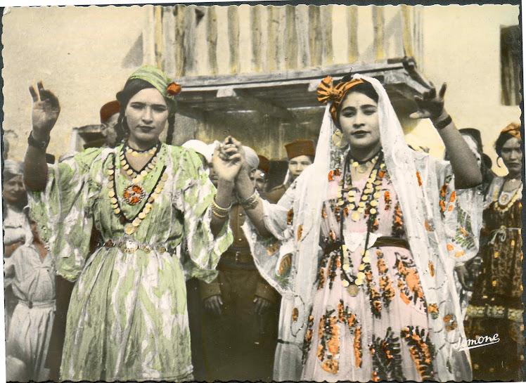 Danseuses d'Algérie