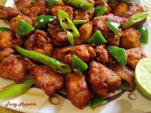 ccmiddle - Chicken Chilli Dry ** Dabang Muqabla 3
