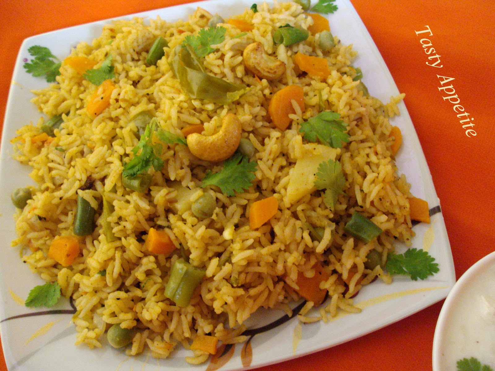 Vegetable Biryani: Like us onYoutube for more Video Recipes