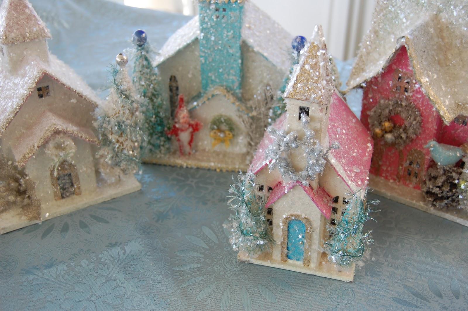 german bird christmas ornaments