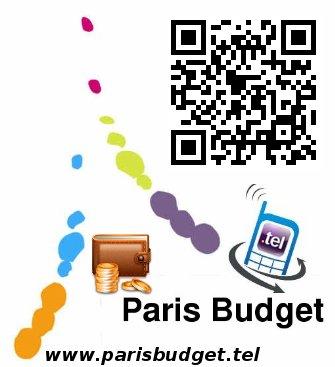 www.ParisBudget.tel