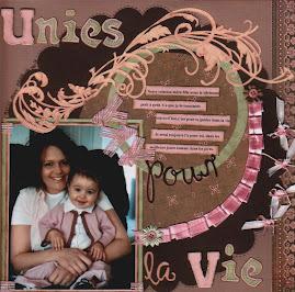 25 finalistes concours ruban rose salon du scrapbooking 2007