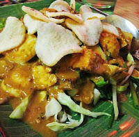 Indonesian Salad Gado Gado