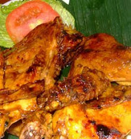 Grilled Chicken Breast Ayam Bakar