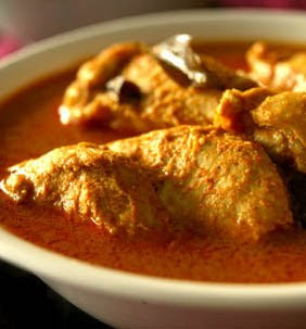 Javanese Chicken Curry (Kare Ayam)
