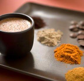 Spicy Hot Dark Chocolate