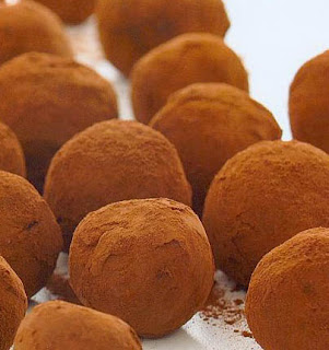 Melt in Your Mouth Chocolate Truffles