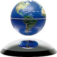 Los globos terráqueos o esferas terrestres