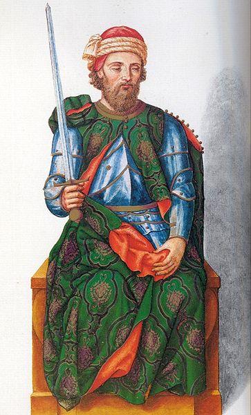 La lengua del imperio espa a usa por vez primera la for Enrique cuarto de castilla
