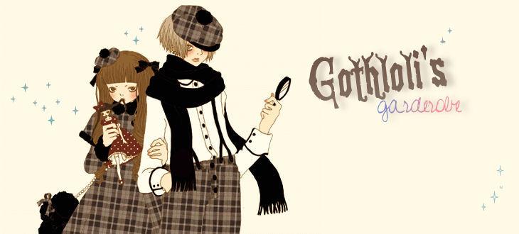 Egy Gothloli szekrényéből
