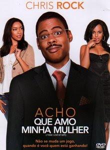 Filme Poster Acho Que Amo Minha Mulher DVDRip Dublado & RMVB Dublado