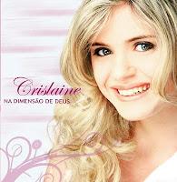 Crislaine - Na Dimens�o de Deus (Playback)