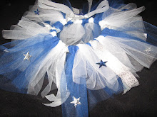 Dallas Cowboy Couture Tutu