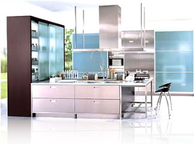 Minimalist but Modern Style Kitchen
