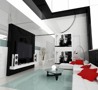Home Design Color Trend of 2009