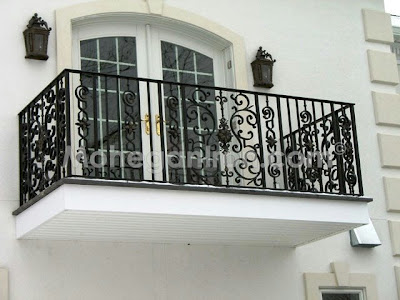 Balcony, an amazing place for viewing your home