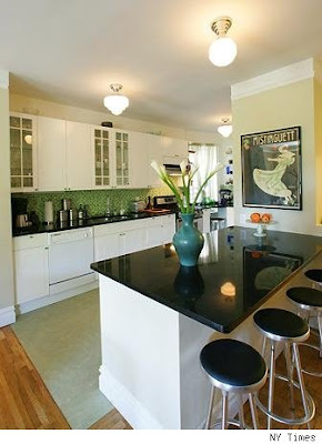 Best Green Kitchen Design, Natural Looks Kitchen