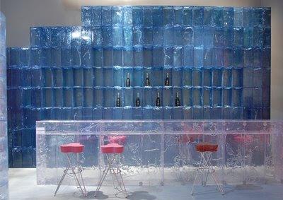 modern glass furniture