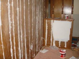wallpaper installing