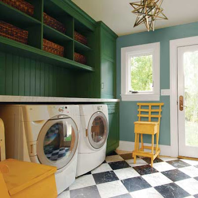 laundry room demodeling design