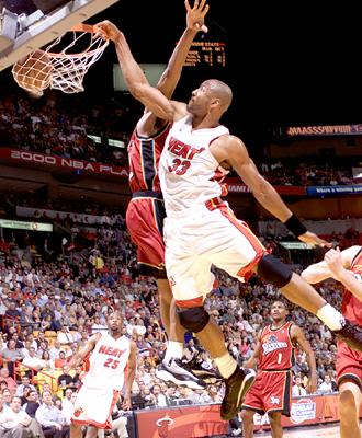 Image result for alonzo mourning dunk