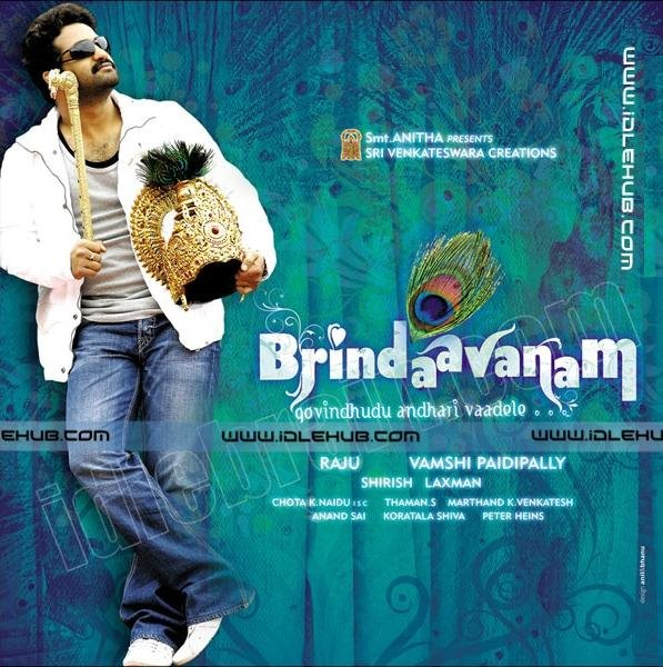 Brindavanam (2010) Telugu Movie Mp3 Songs Download