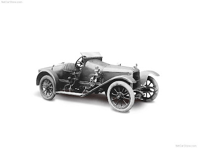 Aston Martin Coal Scuttle (1915)