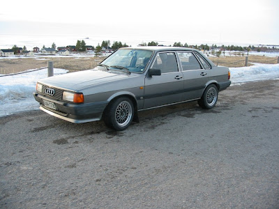 1989 Audi V8l Quattro