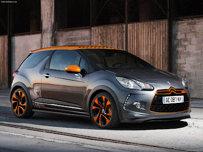 Citroen DS3 Racing (2011)