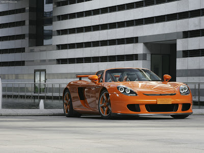 TechArt Porsche Carrera GT